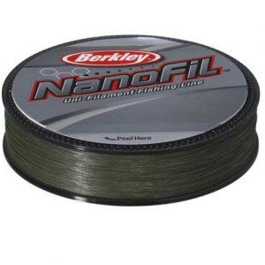 berkley nanofil lv green 125m