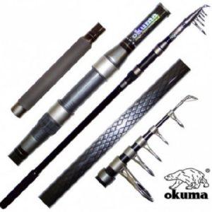 OKUMA_Safina_X_Tele Carp