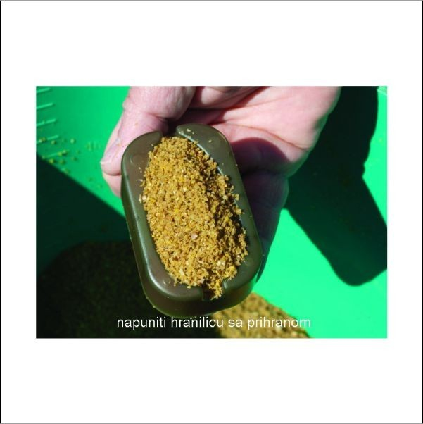 Extra Carp METHOD FEEDER IN LINE..