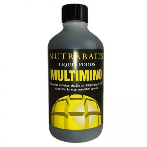 Nutrabaits MULTIMINO 250ml