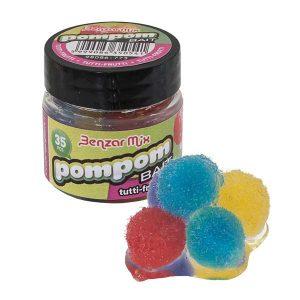 Benzar-Mix-Pompom-Baits