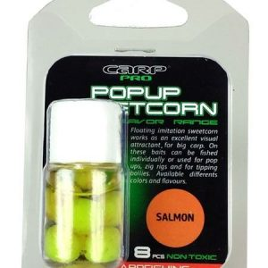 Carp Pro Bottle Corn Bright Yellow Salmon