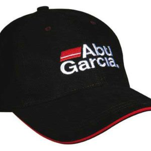 Abu Garcia BLACK BASEBALL CAP