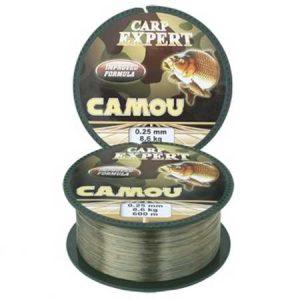 Carp Expert CAMOU 0,40mm 17,9kg 600m
