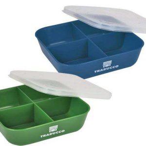 Trabucco Bait Box 4 Div. Blue