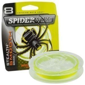 Berkley-SPIDERWIRE-STEALTH-SMOOTH-8-YELLOW
