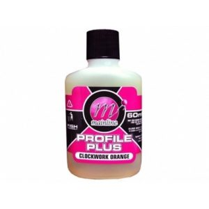 MAINLINE PROFILE PLUS FLAVOURS CLOCKWORK ORANGE - 60ML - M11014