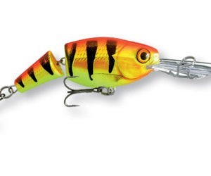 Rapala Jointed Shad Rap® (Hot Perch) 5cm