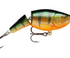 Rapala Jointed Shallow Shad Rap® (Perch) 7cm