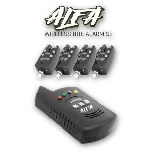Carp Hunter ALFA BITE ALARM SET