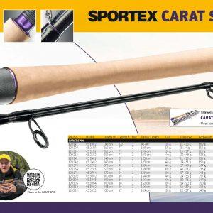 Sportex Carat Spin 2,4m