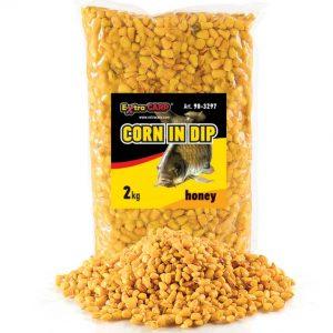 Extra Carp CORN IN DIP 2kg MED