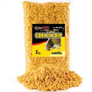 Extra Carp CORN IN DIP 2kg JAGODA