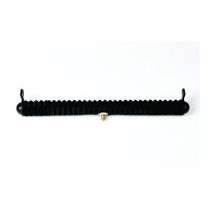 SIDE RAISED EXL 30cm RIBBED ROD REST SIDE ARM