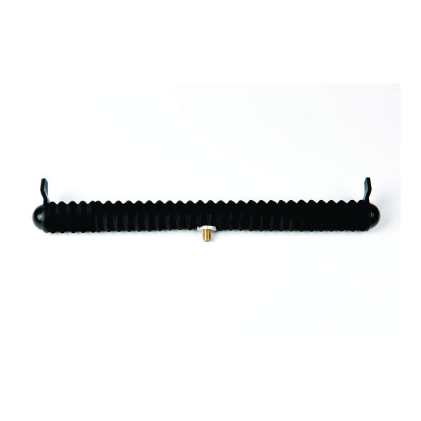 SIDE RAISED EXL 30cm RIBBED ROD REST SIDE ARM 9838