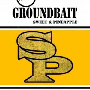Steg GROUNDBAIT SWEET & PINEAPPLE 1kg (SP260077)