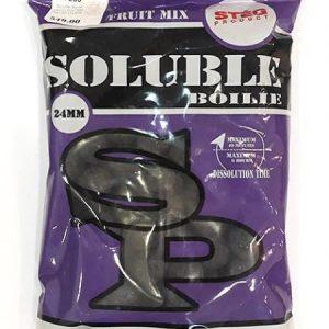 Steg SOLUBLE BOILIE 24mm FRUIT MIX 1kg (SP112418)