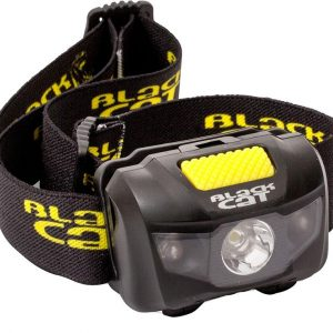 Black Cat BATTLE CAT HEADLAMP