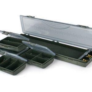 Carp Pro SARANSKA TORBA (MALA) RIG BOX+4BOXES CP-5289