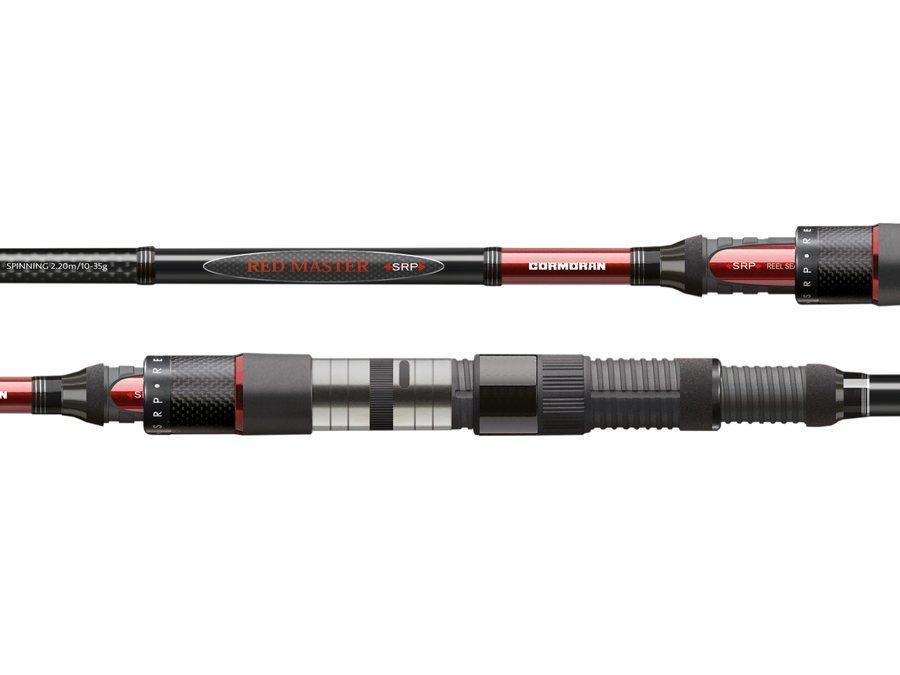 Cormoran RED MASTER SRP SPIN 2.40m 15-55gr