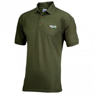 Delkim GREEN POLO SHIRT Vel.XXL
