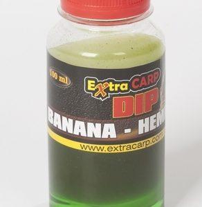 Extra Carp DIP BANANA-HEMP 100ml