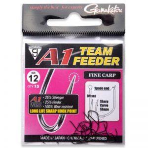 Gamakatsu A1 TEAM FEEDER FINE CARP