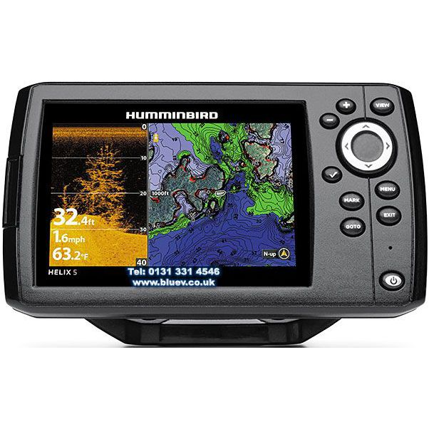 Humminbird HELIX 5 G2 CHIRP-DI-GPS