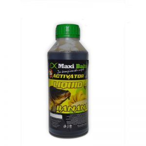 Maxi Baits LIQUID ACTIVATOR 650ml BANANA