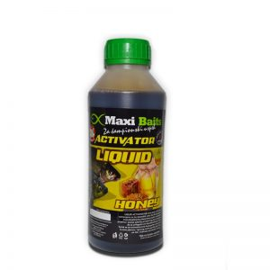 Maxi Baits LIQUID ACTIVATOR 650ml HONEY