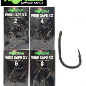 Korda HOOK WIDE GAPE-XX 4 -KWGXX4