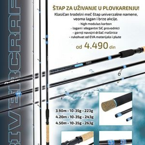 ForMax RIVERCRAFT MATCH 4.50m 10-35gr