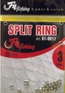 Fil Fishing Split Rings