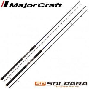 Major Craft SOLPARA SHORE JIGGING SPX