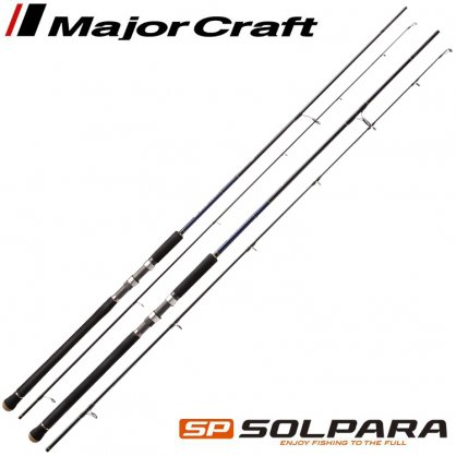 Major Craft SOLPARA SHORE JIGGING SPX