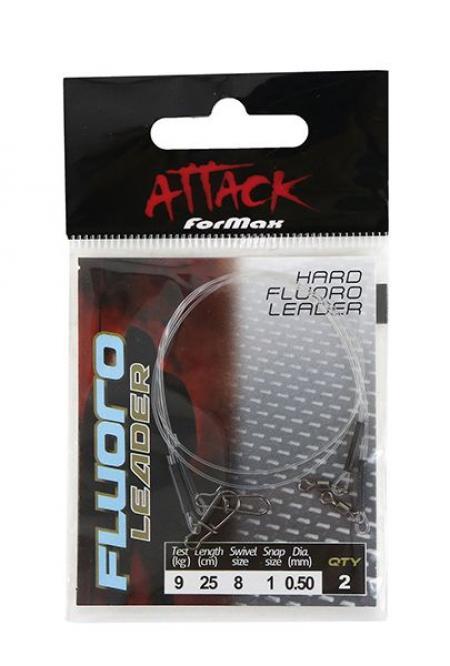 ForMax ATTACK HARD FLUORO LEADER (2 kom.)