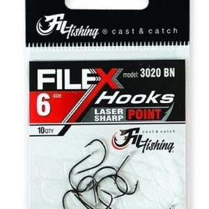 Fil Fishing Filex HOOKS 3020-14 BN