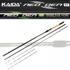 Kaida NEO FEEDER PLUS XT PREMIUM 3,60m 60-120gr
