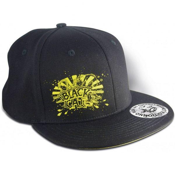Black Cat RAPPER CAP