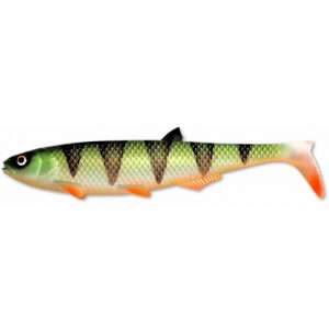 Quantum YOLO PIKE SHAD 33gr 18cm REAL TOUCH PERCH