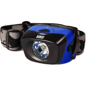 Zebco WATERPROOF HEAD LAMP (9892002)