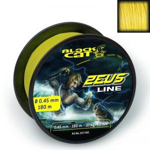 Black Cat MONO ZEUS LINE 450m 0,60mm YELLOW (2351160)