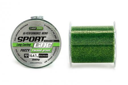 Carp Pro SPORT LONG CAST FLECKED GREEN