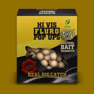 SBS Fluro Pop Up 10mm 20gr